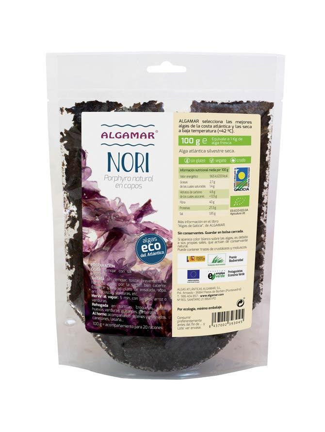 Alga-Nori-Copos-ECO