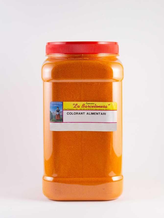 BG colorante-alimentario
