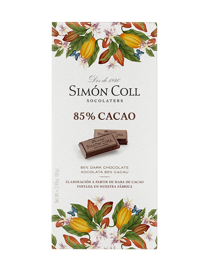 Chocolate-85%-cacao-85g