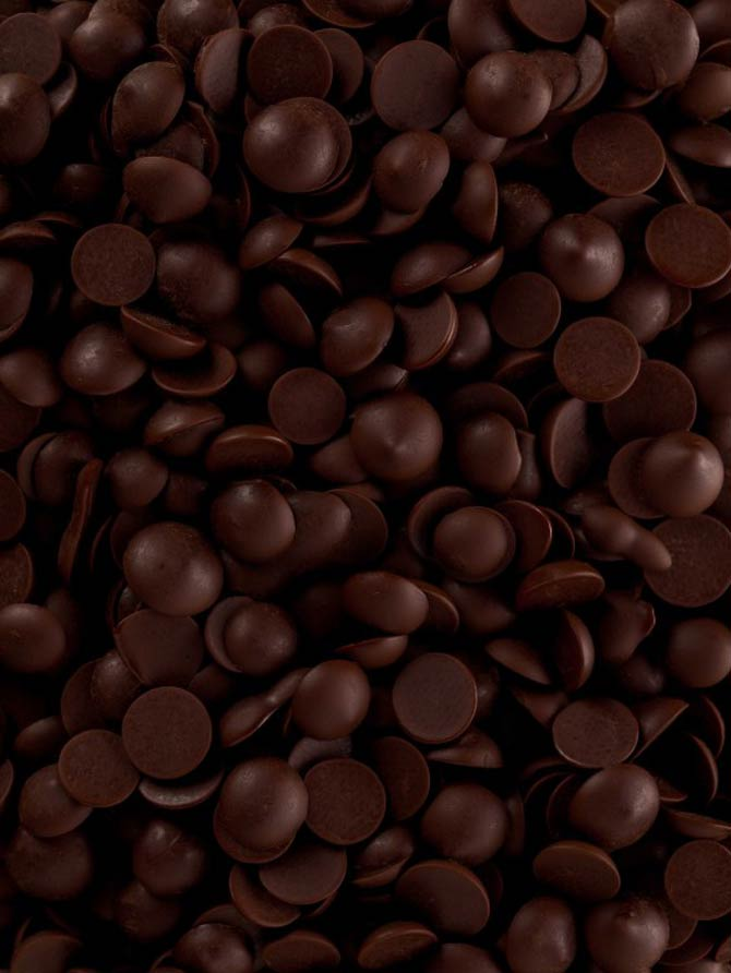 Chocolate 54% Negro Gotas