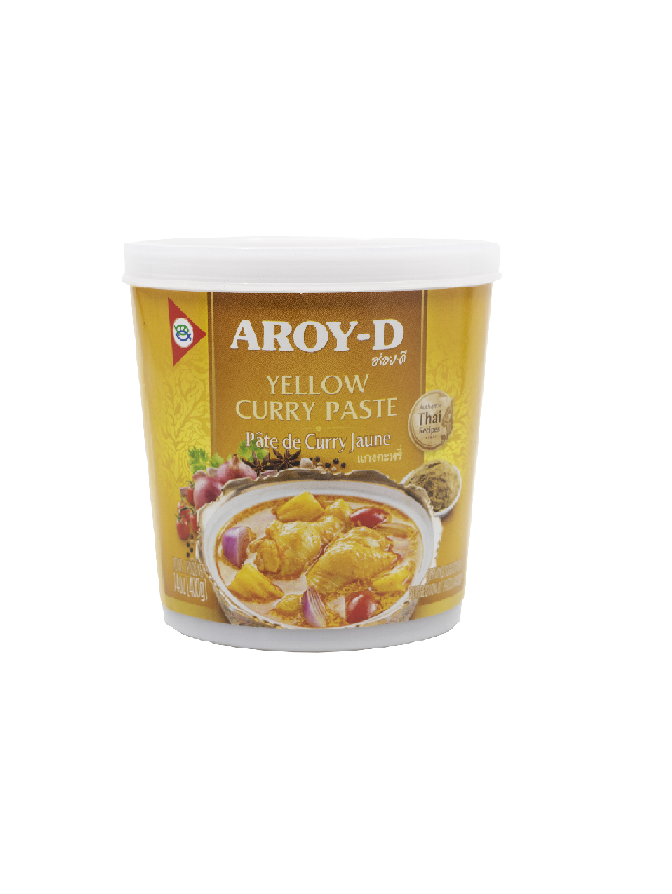 Pasta curry Amarilla