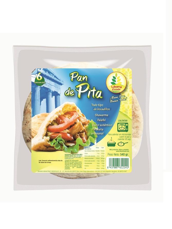 Pan-Pita-Vacio
